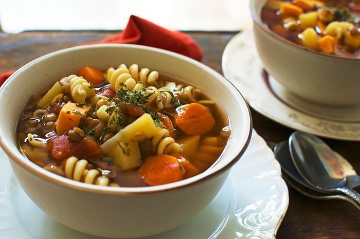 soupe aux légumes 1