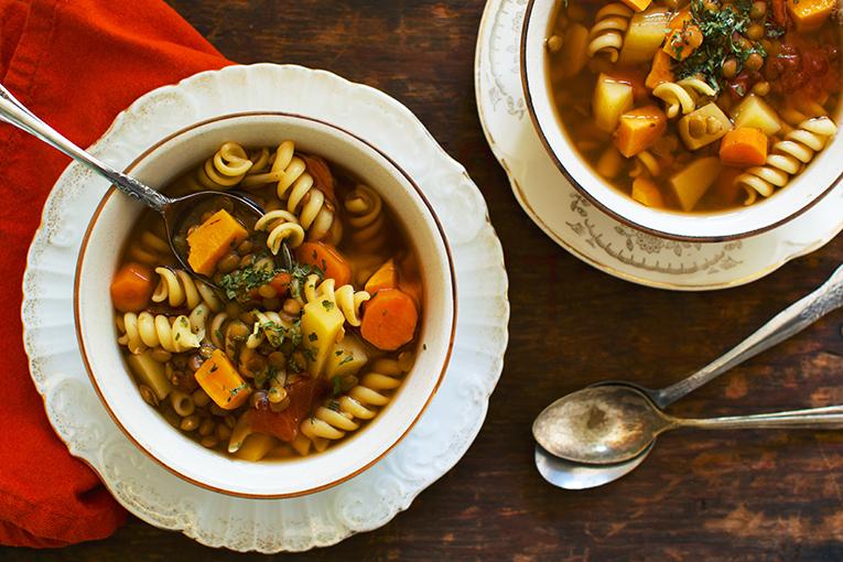 soupe aux légumes 2