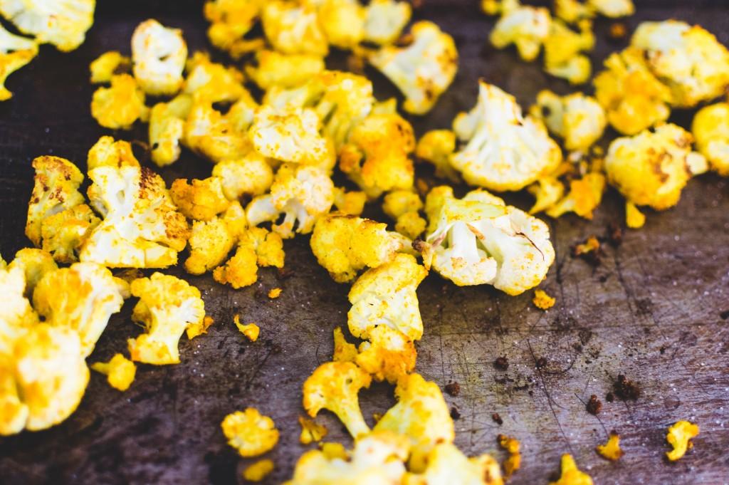 chou-fleur popcorn
