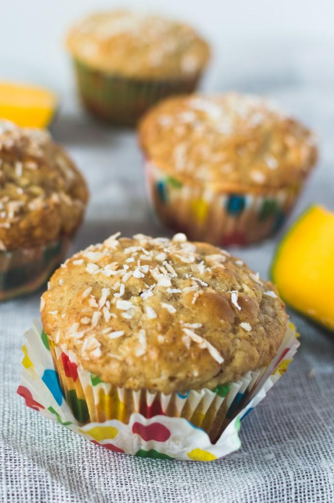 muffin mangue