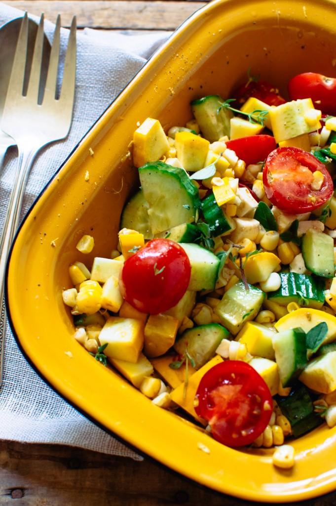 salade de légumes et feta-2